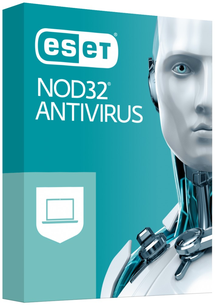 Image of ESET NOD32 Antivirus (1 Device/1 Year)