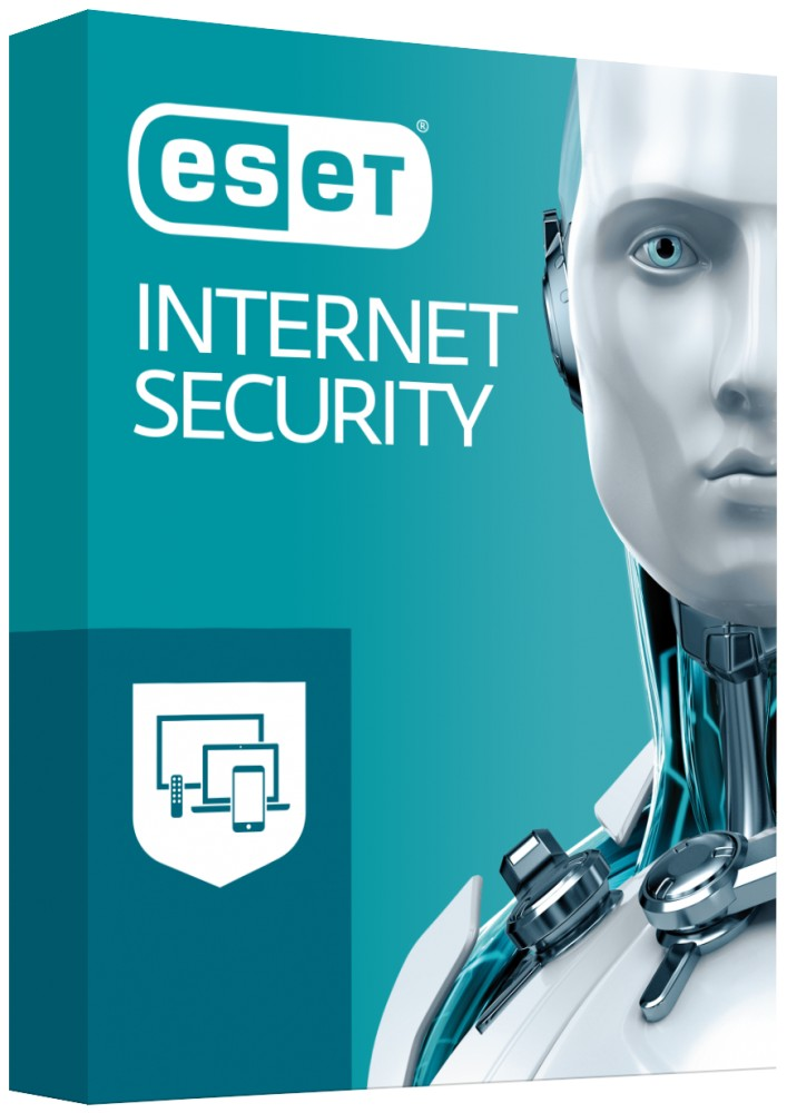 Image of ESET Internet Security (1 Device/1 Year)